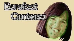 barefoot contessa ytp ina gartin is shrek in disgiuse youtube