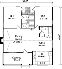 country cabin floor plans radford country cabin home plan 058d 0176 house plans and more
