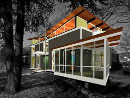 Cad House House Of The Month Rain Or Shine This House Is Always Green