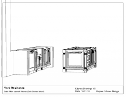 architectural drawings haynes cabinet company