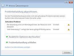 unitymedia verbindungsabbrüche ständige verbindungsabbrüche ip konfiguration inoffizielles