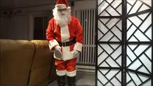 santa suit santa suit unboxing