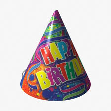 birthday hat birthday hat 3d models and textures turbosquid