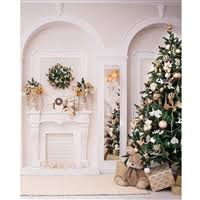 christmas photo backdrops christmas tree backdrops backdrop express