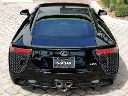 lexus lfa supercar price 2012 2012 lexus lfa
