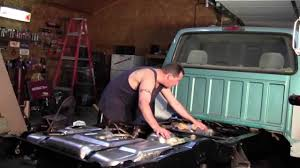 94 ford f150 mpg 1994 f150 restoration 18 mounting the front fuel tank in the