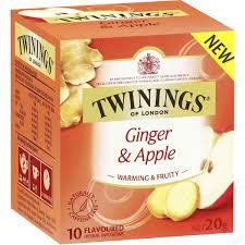 twinings apple tea bags 10pk woolworths