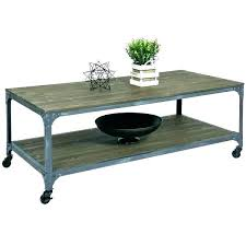 c table with wheels coffee table with wheels neutralduo com