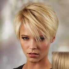 ultra short bob hair 2018 ultrashort side bang fluffy human hair wig for women golden