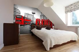 decorating ideas for attic bedrooms cool attic bedroom design