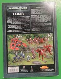 warhammer 40k eldar codex 4th edition paperback 2006 u2013 games