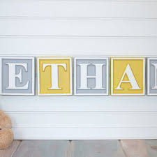 baby plaques best letter plaques for baby names products on wanelo