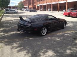 jdm supra sold jdm rhd toyota supra mk4 sz 83kms only just landed in