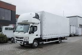 mitsubishi truck canter mitsubishi fuso canter z kabiną aero cab light www lamar com pl