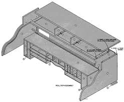plans to build roll top desk plans free pdf download roll top desk