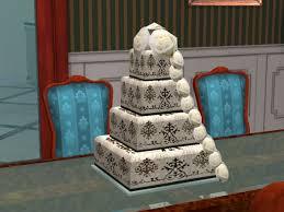 Wedding Cake Genetics Danicast Wedding Cakes Project Part 01 Sims 2 Downloads