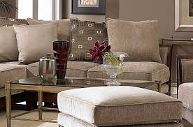 trenton sectional sofa by homelegance tan chenille fabric