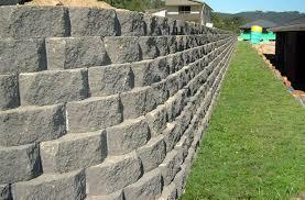 garden retaining wall options