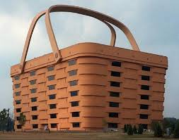 longaberger building the basket building in ohio