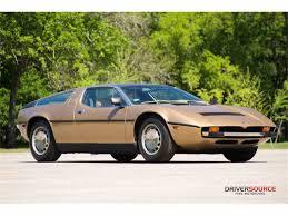 maserati bora 1974 maserati bora for sale classiccars com cc 998862