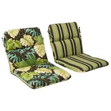 Replacement Chair Seats And Backs Decor Impressive Patio Chair Cushions Replacement In Floral And