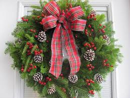 live christmas wreaths wreaths for doors fresh christmas door wreath giveaway holidays