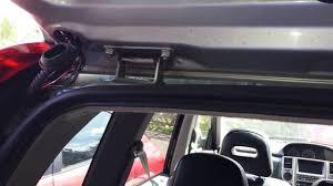 kereta nissan note nissan x trail rear window wiper not working no number plate