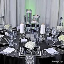 Diy Wedding Decoration Ideas Awesome Black And White Wedding Table Decoration Ideas 53 For Your