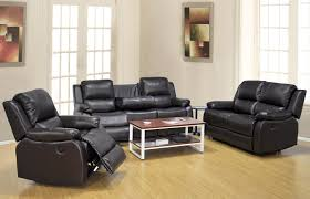 Recliner Living Room Set Brown Motion Reclining Living Room Set Includes Sofa