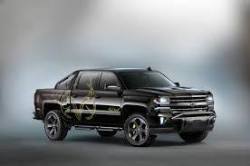 Chevy Silverado New Trucks - silverado realtree bone collector ready for the trail