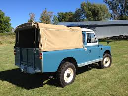land rover series 3 109 1963 series iia 109 3 door u2013 tin shack restoration