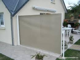 brise vue amovible brise vent terrasse amovible brise vue bois pour balcon idmaison