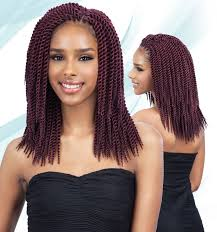 crochet twist hairstyle freetress crochet braid single twist large 10 inch