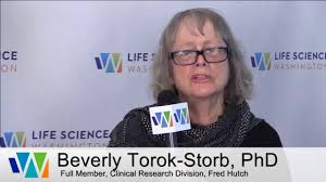 Hutch Holiday Gala Beverly Torok Storb Phd Clinical Research Division Fred