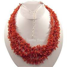 coral bead necklace images Red coral bead necklace s02nl0018 sasha bass designs jpg