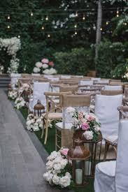 garden chairs wedding home outdoor decoration