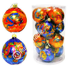 chocolate figures tree ornaments 12ps order