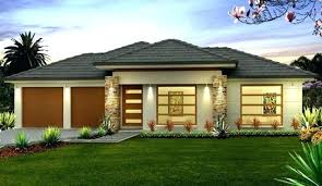 decoration Single Story Modern House Plans Exquisite Designs Floor