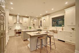 double kitchen islands double island kitchen ovation cabinetry double island kitchen home design ideas and pictures