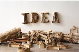creative home decorations creative home decorations rustic wood letters