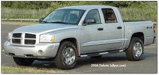 2006 dodge dakota the 2005 2007 dodge dakota