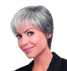 salt and pepper pixie cut human hair wigs 235 best standard wigs images on pinterest ladies wigs short