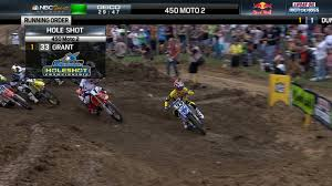 live ama motocross streaming lucas oil pro motocross high point 450 moto 2 motorcycle