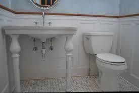 Bathrooms With Wainscoting Fantastic Bathroom With Wainscoting With Best 25 Wainscoting