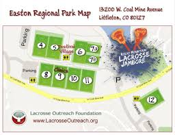 Littleton Colorado Map by Field Maps Lacrosse Outreach Foundation