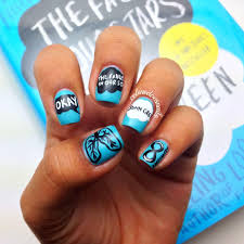 16 book inspired nail art designs more com