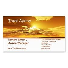120 best professional travel and tourism business card templates