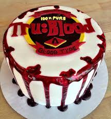 true blood cake duffscakemix pinterest true blood cake
