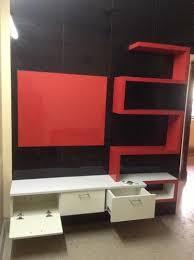 Tv Unit Interior Design Tv Unit Design Veneer Tv Unit Service Provider From Chennai
