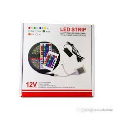 5050 smd 300 led strip light rgb led strip light rgb 5m 5050 smd 300led waterproof ip65 44key